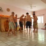 férfiak tánca